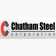 Chatham Steel Corp. in Durham, NC. Steel fabrication.