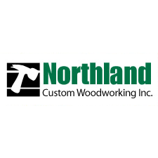 Northland Custom Woodworking, Inc. in East Grand Forks, MN. Plastic laminate kitchen, bathroom & solid-surface countertops & custom wooden cabinets.