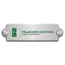Nucor Grating in Wexford, PA. Divisional headquarters; steel & stainless steel bar grating.