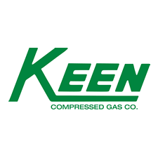 Keen Compressed Gas Co. in New Castle, DE. Compressed industrial gases.