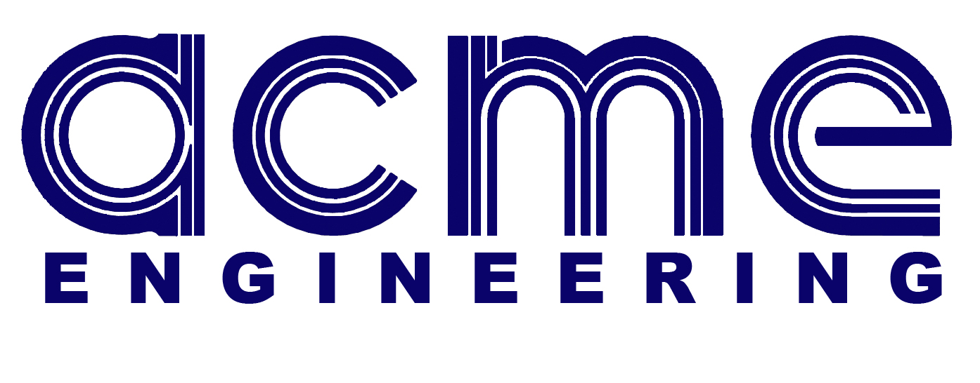 Acme Engineering Products Inc. in Mooers, NY. Gas detection equipment, ventilation controls, automatic intake strainers, wastewater filters & boiler & steam super heaters.