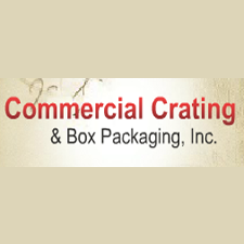 Commercial Crating Box Packaging, Inc. in Auburn, WA. Wooden crates, cardboard boxes, foam, container & flat rack loading & unloading & military packaging.