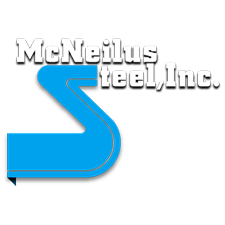 McNeilus Steel, Inc. in Dodge Center, MN. Corporate headquarters & steel fabrication.