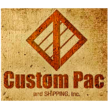Custom Pac & Shipping, Inc. in Birmingham, AL. Wooden shipping crates.