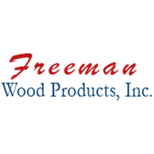 Freeman Wood Products, Inc. in Centerville, TN. Wooden pallets, crates & shipping containers.