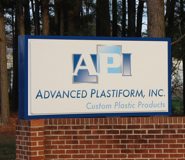 Advanced Plastiform, Inc. in Zebulon, NC. Custom thermoformed & fabricated plastics components & packaging, including twin sheet forming, injection molding, vacuum forming & pressure forming plastic.