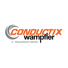 Conductix-Wampfler in Harlan, IA. Electrical conductor bar systems, cable festoon, push button pendant & radio remote controls & cable & cord reels.
